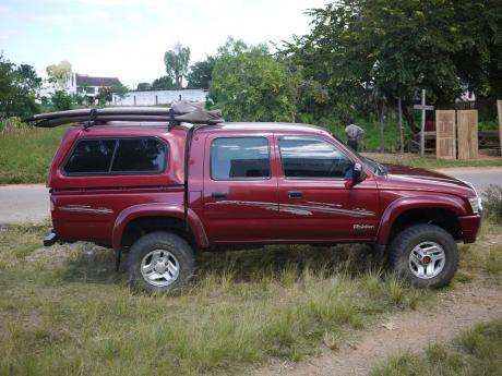 Toyota Hilux - Double Cab for sale | Lukwangule Entertainment