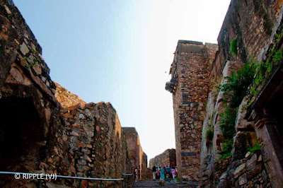 Ranthambore Fort @ Rajasthan, India : It is surrounded within the famous Ranthambore National Park which was formerly the hunting grounds for the Maharajas of Jaipur before Indian independence.: Posted by Ripple (VJ) : ripple, Vijay Kumar Sharma, ripple4photography, Frozen Moments, photographs, Photography, ripple (VJ), VJ, Ripple (VJ) Photography, Capture Present for Future, Freeze Present for Future, ripple (VJ) Photographs , VJ Photographs, Ripple (VJ) Photography :