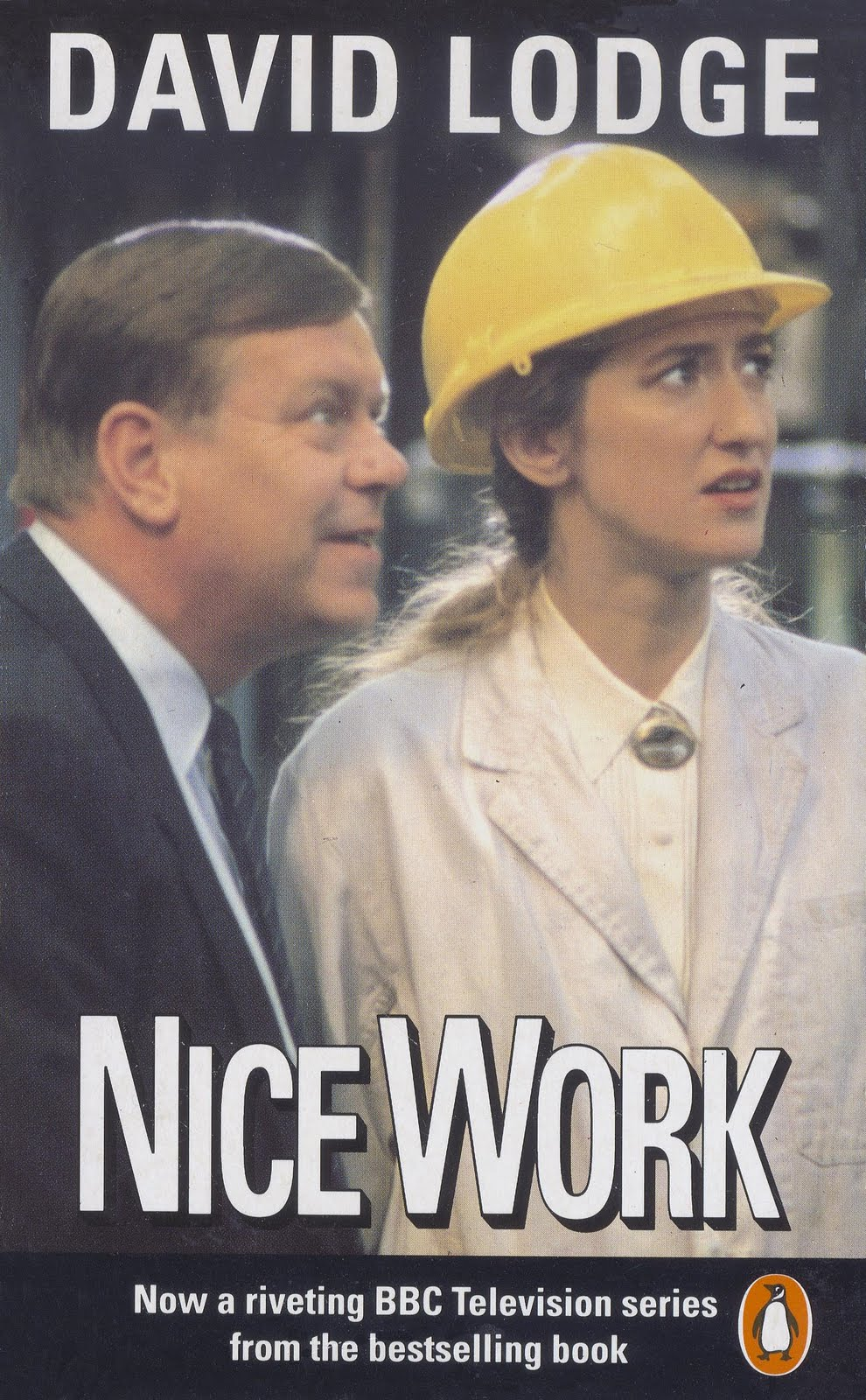 nice work david lodge The paperback of the nice work by david lodge at barnes & noble free shipping on $25 or more.