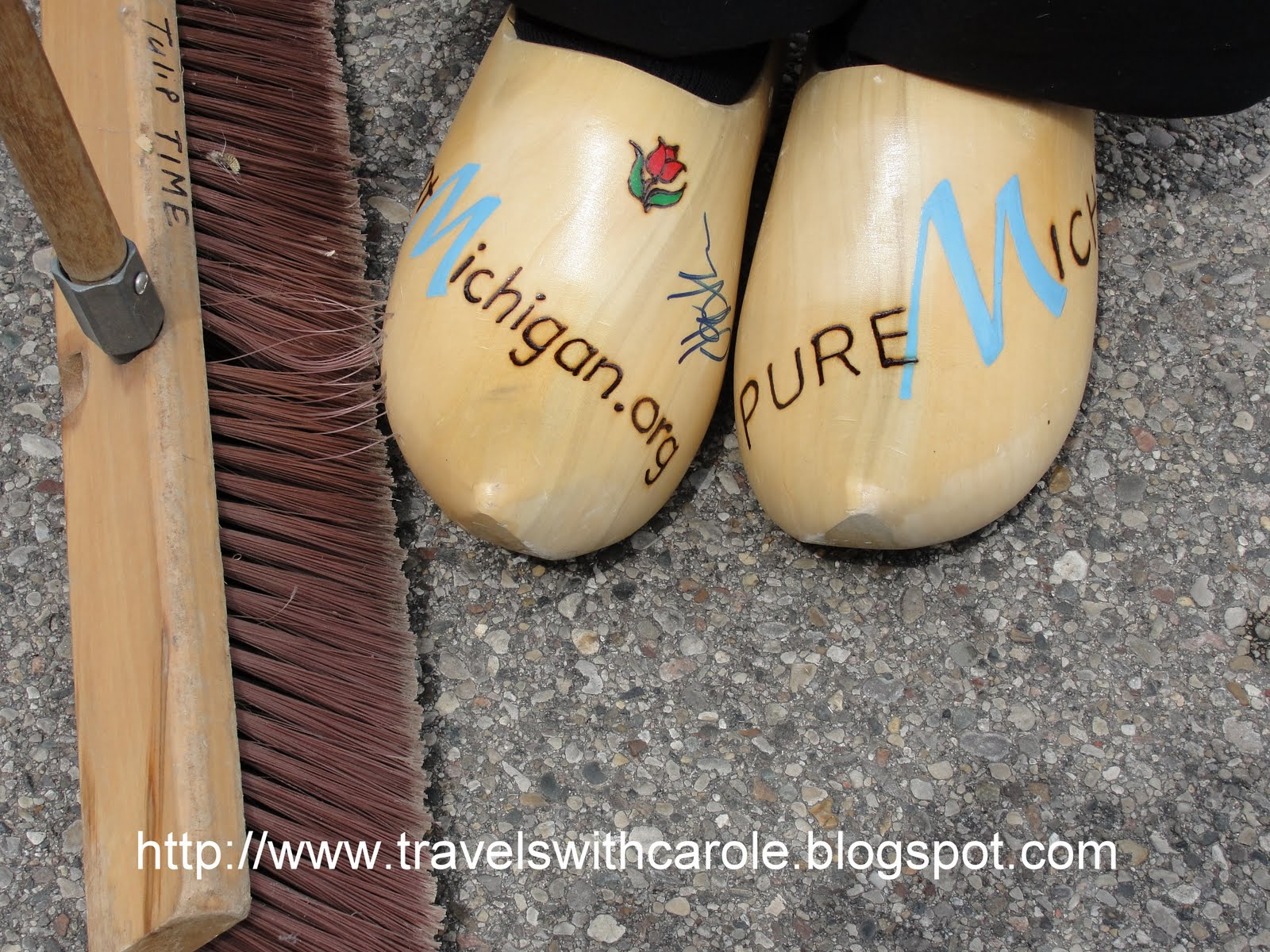 Travels With Carole: Holland, Michigan: DeKlomp Wooden Shoe