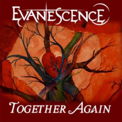 Resultado de imagem para together again evanescence pintura amy lee