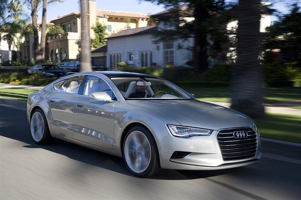 audi a7 sportback 3 0l tdi v6 new cars used cars tuning concepts ebooks. Black Bedroom Furniture Sets. Home Design Ideas