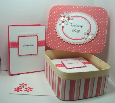 Create With Me Wedding Box Thank Yous
