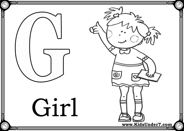 Free Worksheets » Letter G Tracing Worksheets Preschool - Free ...