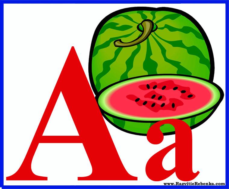 Картинки Буквы Алфавита Красивые Для Малышей