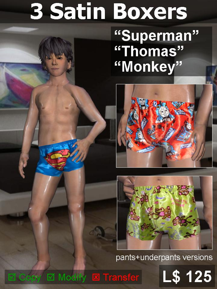 Teen boys silk boxers movie gay xxx jimmy 10