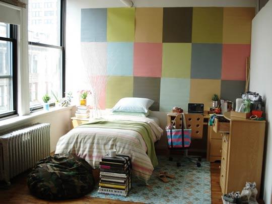 Reveries Unfolding: DIY Dorm Room for cheap