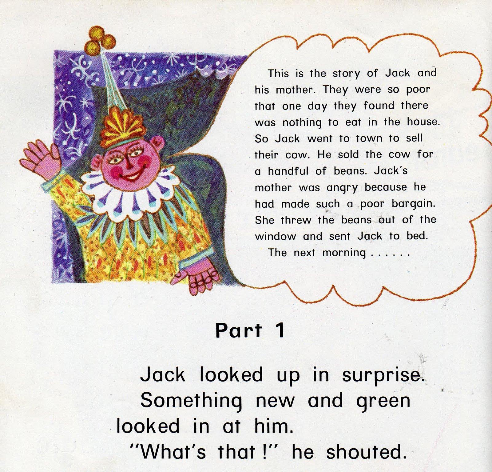 Dougsneyd Doug Illustrates Jack And The Beanstalk