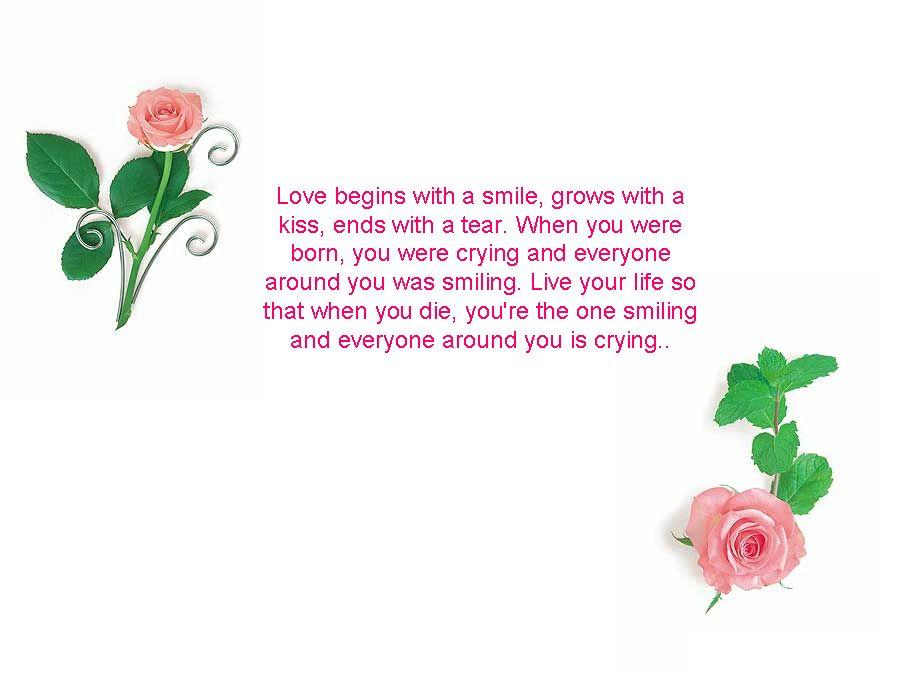 Some Of Beautiful Quotes With Beautiful Flowers The Fun Learning