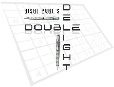 Double Delight : LMI February 2011 Sudoku Test
