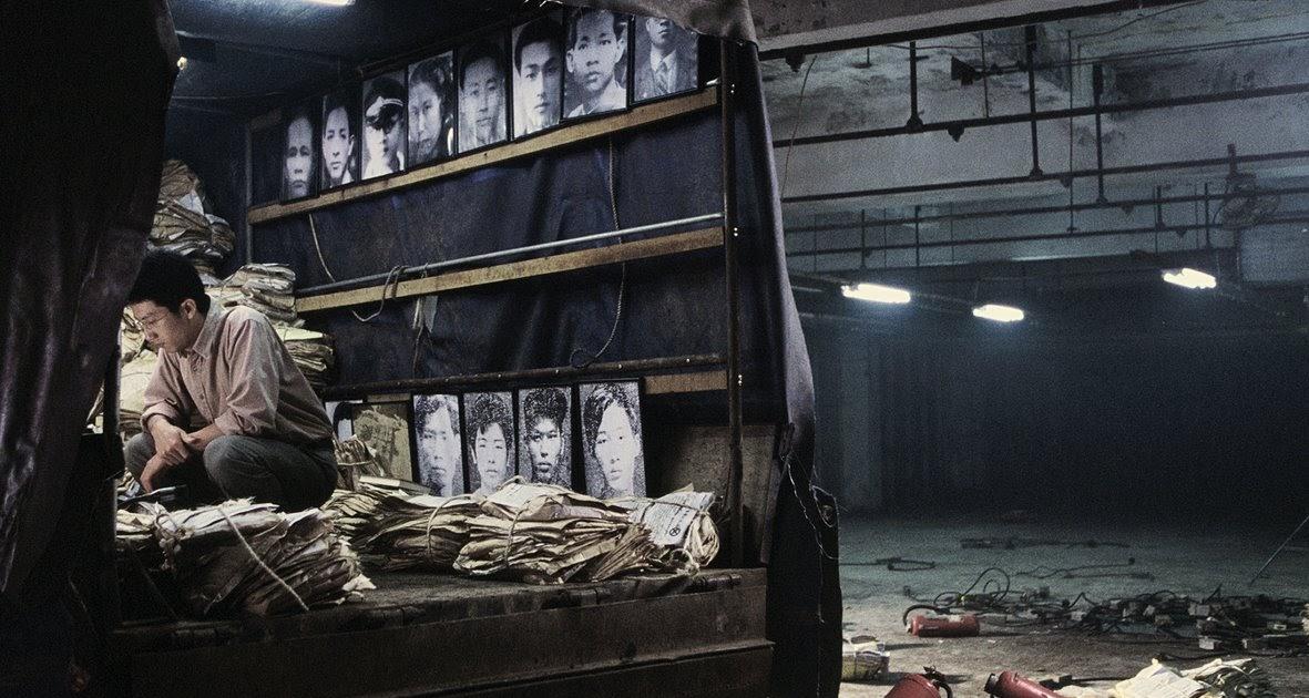 電影藝術與當代議題: 位於歷史極限的影像與記憶:陳界仁的影片藝術