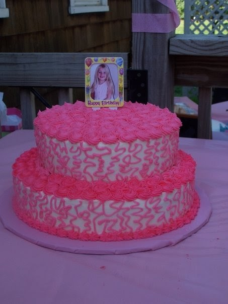 Robinssweetcakes Girly Cakes