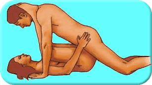 Resultado de imagen para sexo patitas al hombro