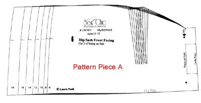 Sew Chic Pattern Company: Sew a pattern without instructions