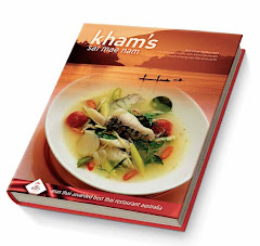 KHAM'S SAI MAE NAM Cookbook