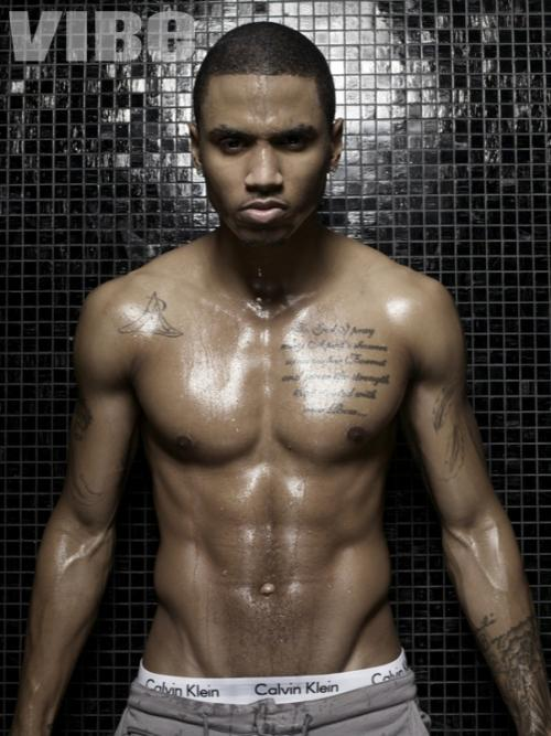 trey songz exposed nude pictures