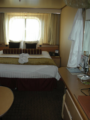 Holland America Veendam Oceanview Room