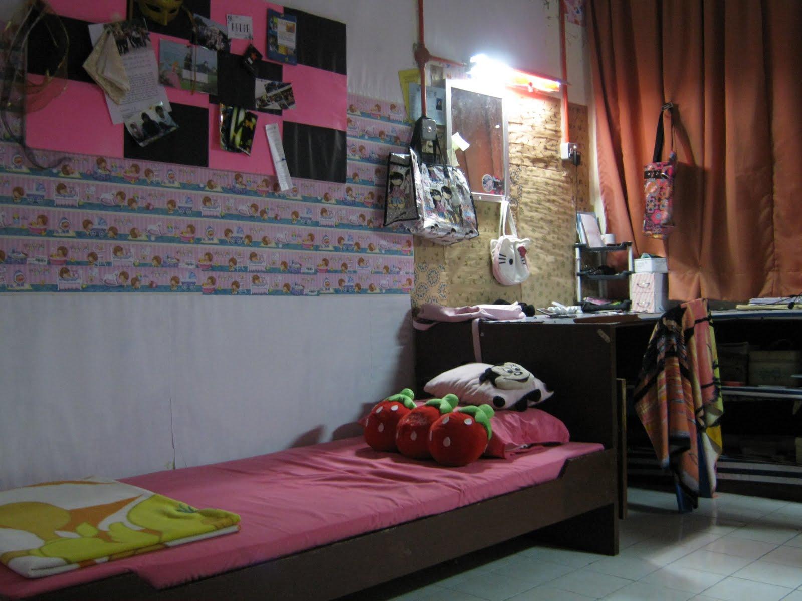 Hias Bilik Tidur Rumah Sewa Desainrumahid