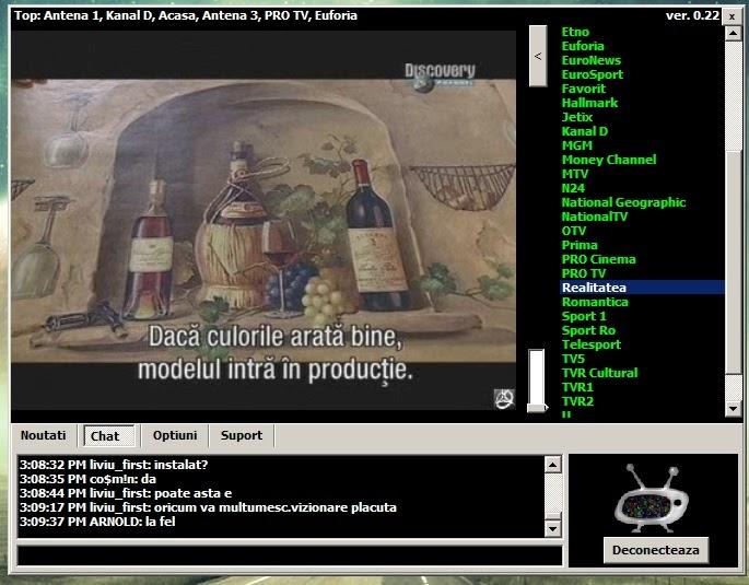 DOWNLOAD COOL TV ROMANIA GRATIS