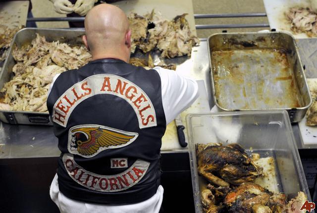 Hells Angels New Hampshire Nomads