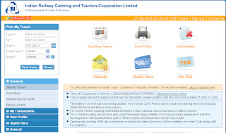 Parveen Travels Booking Status