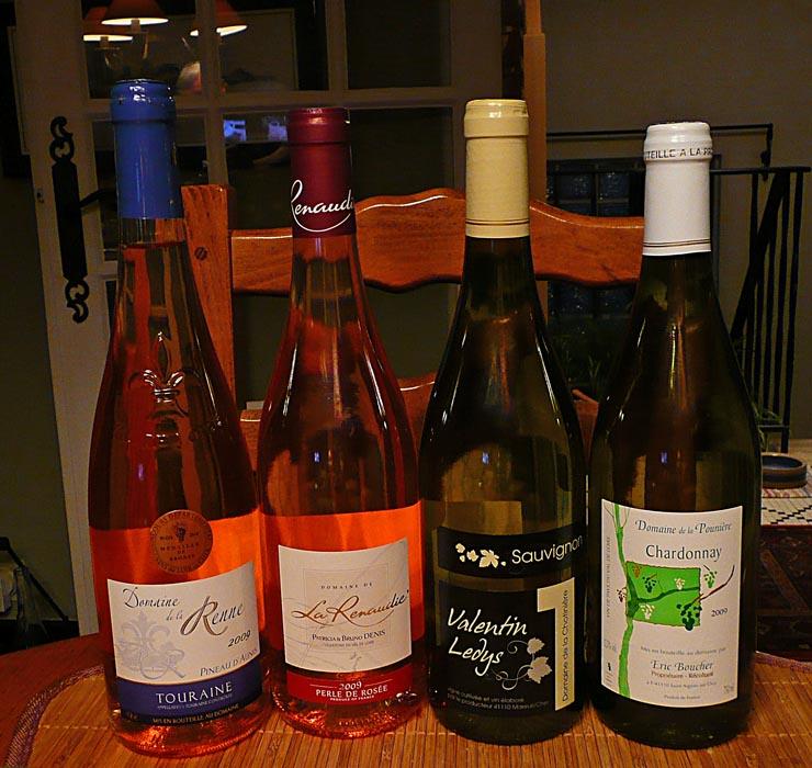 Renne with wine bottle pt1 - 2 1