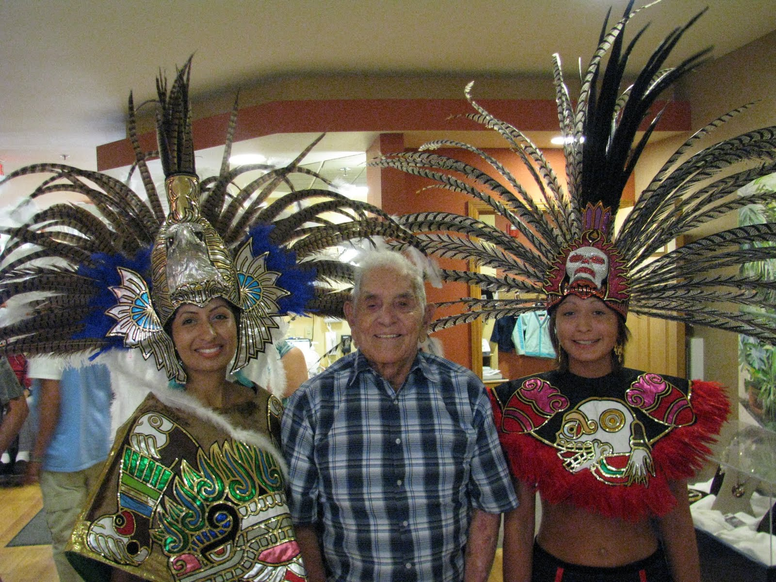 St Ann Center For Intergenerational Care Latin Amp Native