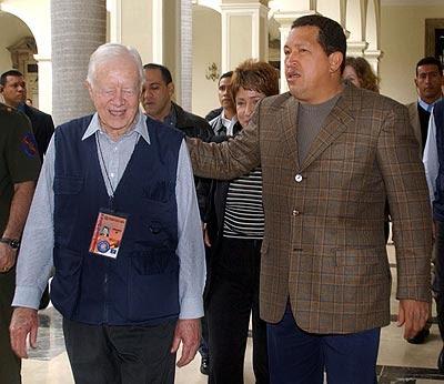 From Venezuela: An Open Letter to Jimmy Carter | Babalú Blog