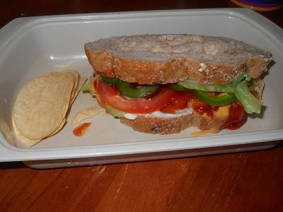 my sweet story: Food for love: Sandwich dan kebab