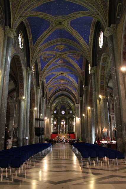 Basilica di Santa Maria sopra Minerva-Roma