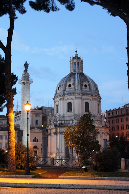 Chiesa di Santa Maria di Loreto-Roma