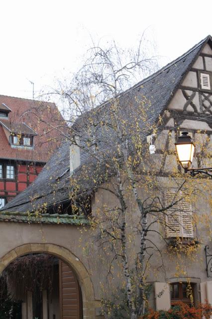 Eguisheim-Case a graticcio