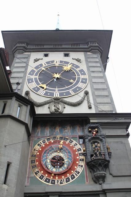 Zytglogge-Berna