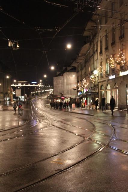 Berna di notte