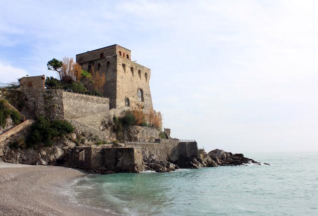 Erchie-Torretta saracena-Costiera amalfitana