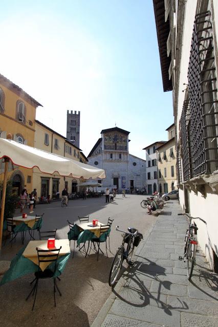 Basilica di San Frediano-Lucca