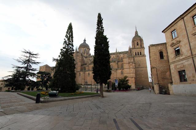 Cattedrale Vieja-Salamanca