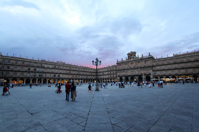 Plaza Mayor-Salamanca