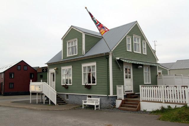 Ristorante Narfeyrarstofa a Stykkisholmur