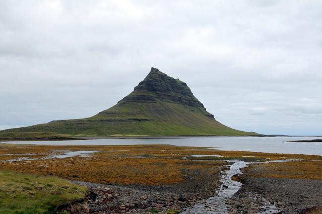 Monte Kirkjufell