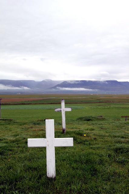 Fattoria di Glaumbaer-Cimitero