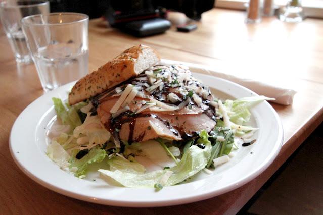 Cena al ristorante a Selfoss