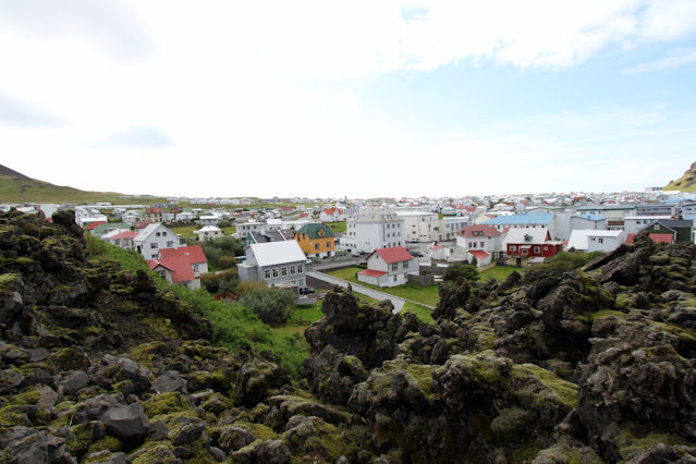 Isole Vestmannaeyjar-Heimaey