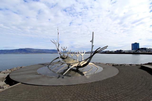 Sòlfar, la nave del Sole-Reykjavik