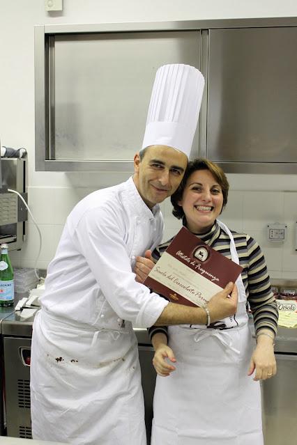 Scuola del cioccolato Perugina