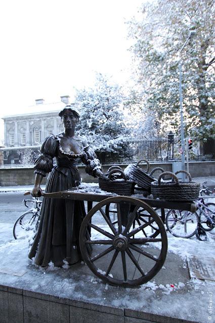 Neve a Dublino-Molly Malone