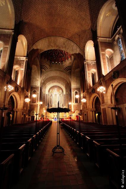 St. Bartholomew's Church-New York