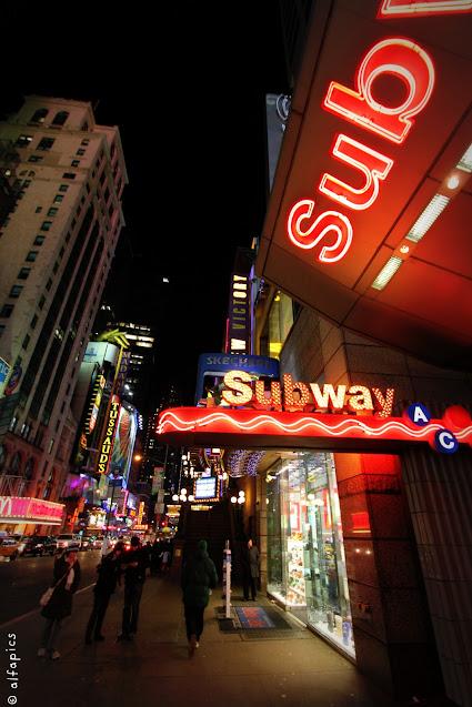Subway-New York