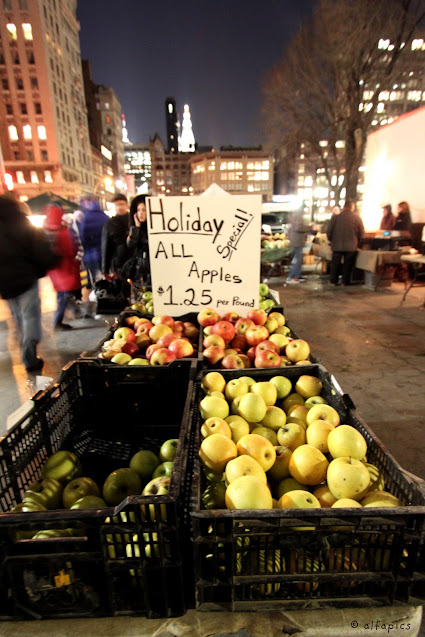 Union square-Mercato-New York