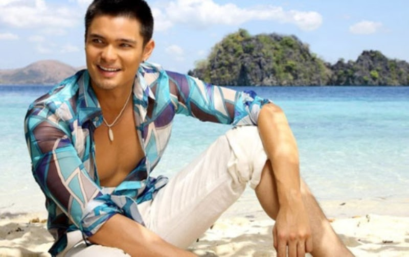 Man Central: Dingdong Dantes: Bench Latest Underwear Model